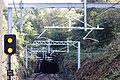 2017 at Falkirk High - tunnel west portal.JPG