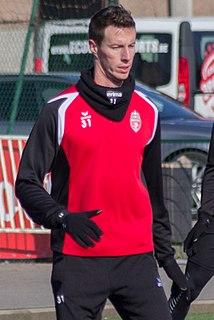 Bruno Godeau Belgian footballer
