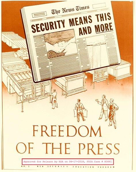 File:2018-06 NSA security motivational poster 6614790.jpg