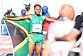 2018-10-16 Stage 2 (Boys' 400 metre hurdles) at 2018 Summer Youth Olympics by Sandro Halank–125.jpg