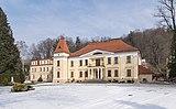 2018 Pałac Oppersdorfów w Ołdrzychowicach Kłodzkich 01.jpg