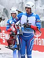 2019-01-24 Doubles Preliminary Run at FIL World Luge Championships 2019 by Sandro Halank–023.jpg