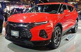 Chevrolet Blazer (crossover) - Wikipedia