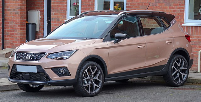 2019 SEAT Arona XCELLENCE Lux 1.6