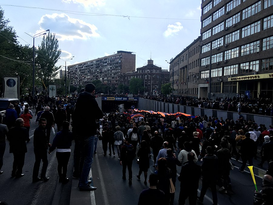22.04.2018 Protest Demonstration, Yerevan 72.jpg
