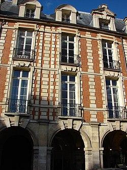 Hôtel de Bassompierre