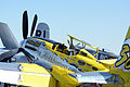 25 P 51XR Mustang N6WJ Precious Metal Reno Air Race 2014 pits photo D Ramey Logan.jpg