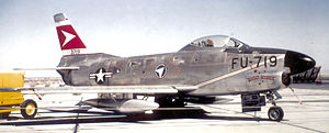 329th Fighter-Interceptor Squadron North American F-86D-40-NA Sabre 52-3719.jpg