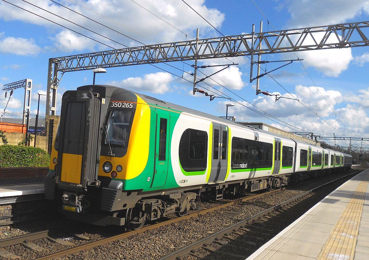British Rail Class 350