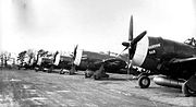 359th Fighter Group P-47 Thunderbolts