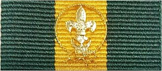 Orders, decorations, and medals of Malaysia - Image: 3Rimba Emasriben