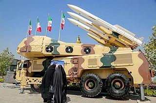 Sevom Khordad Iranian aerial defense system