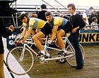 3 Robert Lange Trainer Stuttgart Tandem 1978