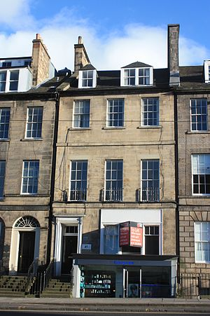 Andrew Duncan, the younger - 45 York Place, Edinburgh