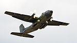 50+59 German Air Force C-160 Transall ILA 2012 02.jpg