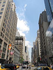 Fifth Avenue Mile Wikipedia