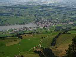 6674 - Küssnacht - View from near Rigi Staffel.JPG