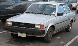 Toyota Corolla KE70 coupé