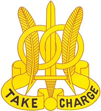 89th Military Police Brigade (United States) - Image: 97MPBn DUI
