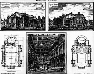Concertgebouw - Image: A.L. van Gendt Concertgebouw 0