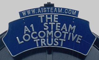 A1 Steam Locomotive Trust