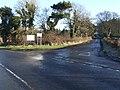 A706 junction - geograph.org.uk - 641176.jpg
