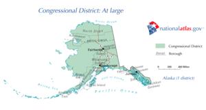 United States House of Representatives election in Alaska, 2010 - Image: AK01 109