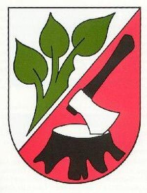 Alberschwende - Image: AUT Alberschwende COA