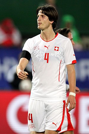 Timm Klose - Klose in 2011