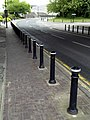 A Load of Bollards - geograph.org.uk - 841533.jpg