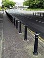 A Load of Bollards - geograph.org.uk - 841533.jpg