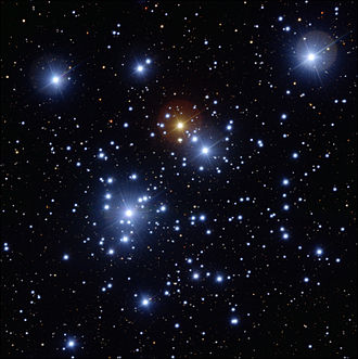 BU Crucis - Image: A Snapshot of the Jewel Box cluster with the ESO VLT