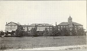Lander University - Lander College, Greenwood, S. C., in 1915