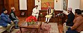 A delegation of members of the Gorkha Janmukti Morcha led by Shri S. S. Ahluwalia calls on the Prime Minister, Shri Narendra Modi, in New Delhi on December 17, 2015.jpg