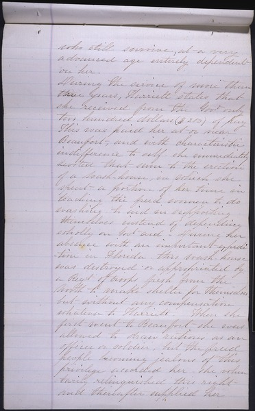 File:A history concerning the pension claim of Harriet Tubman, page 6.tif