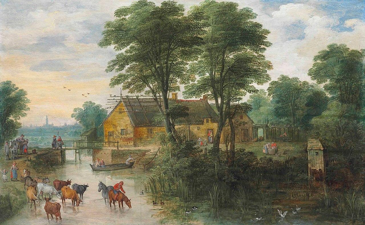Картинки по запросу autumn brueghel momper