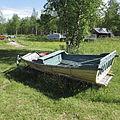 A sled in Nikkaluokta.JPG
