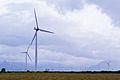 A windmill farm Coimbatore Palani South India.jpg