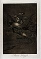 A winged figure carrying witches and monsters through the ai Wellcome V0025839.jpg