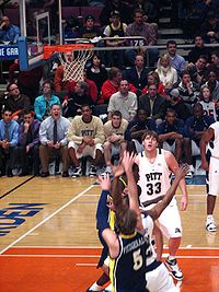 Pittsburgh Panthers Mens Basketball Wikipedia