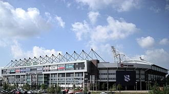 Heerenveen - Abe Lenstra Stadion, football stadium