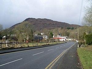 Craigmore (hill) - Image: Aberfoyle and Craigmore geograph.org.uk 1718115