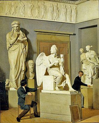 1843 in art - Image: Abgusssammlung