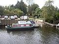 Acaster Marine boatyard - geograph.org.uk - 1512278.jpg