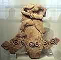 Acroterio fittile da un tempio di cerveteri, 525-500 ca. ca.JPG