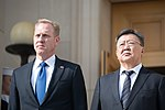 Acting Secretary of Defense meets with Minister of Defence for Mongolia 190402-D-SV709-109.jpg