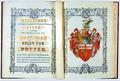 Adelsbrief - Gottfried von Preyer 1894.png