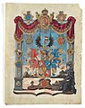 Adelsdiplom - Faba 1791 - Wappen.jpg