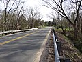 Aden Road, looking south past Kettle Run bridge; Nokesville, VA; 2014-04-13.jpg