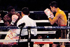 Adrien Broner - Broner vs. DeMarco, 2012